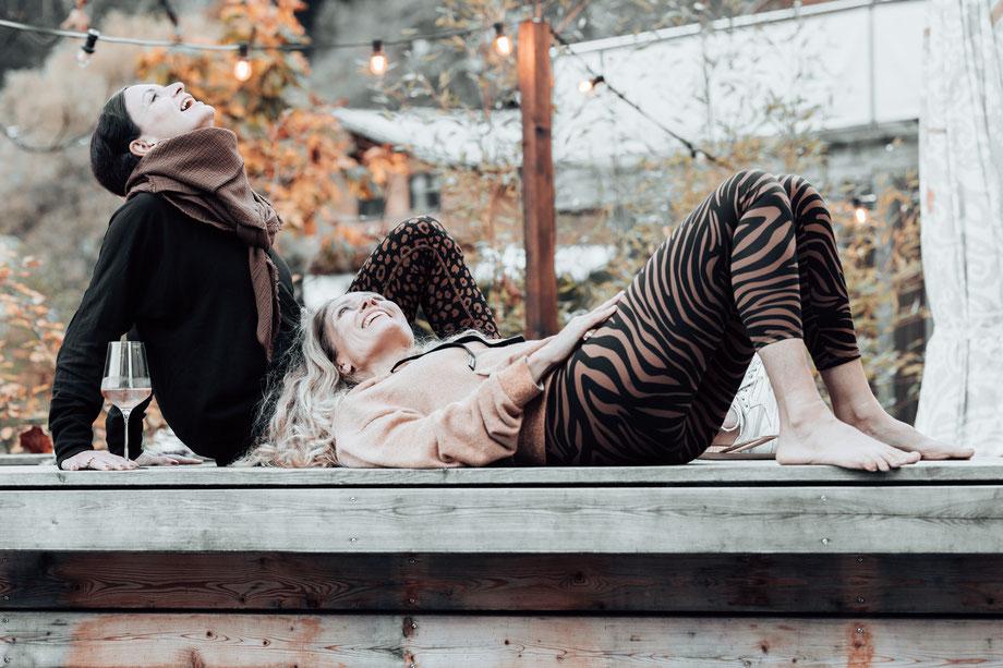 Yoga Retreat Yogareise mit Nicole Bongartz und Natascha Kießler