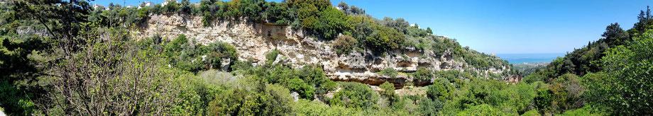 Myli-Schlucht, Tal der Mühleen, Kreta