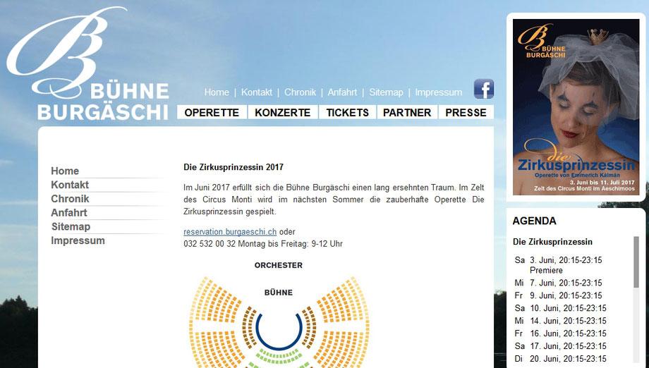 Konzerte Mittelland