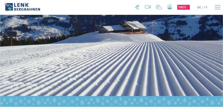 Skiurlaub Berner Oberland