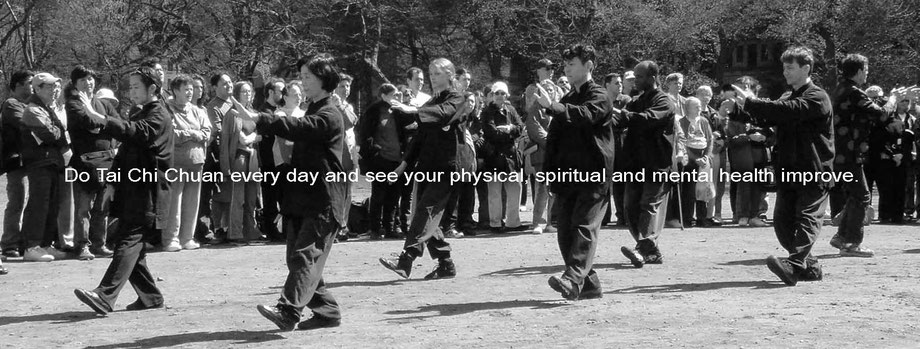 Tai Chi Day - Central Park NYC 2004