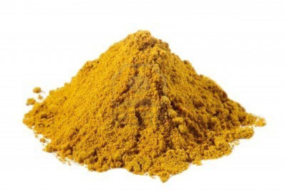 Curry la spezia brucia grassi