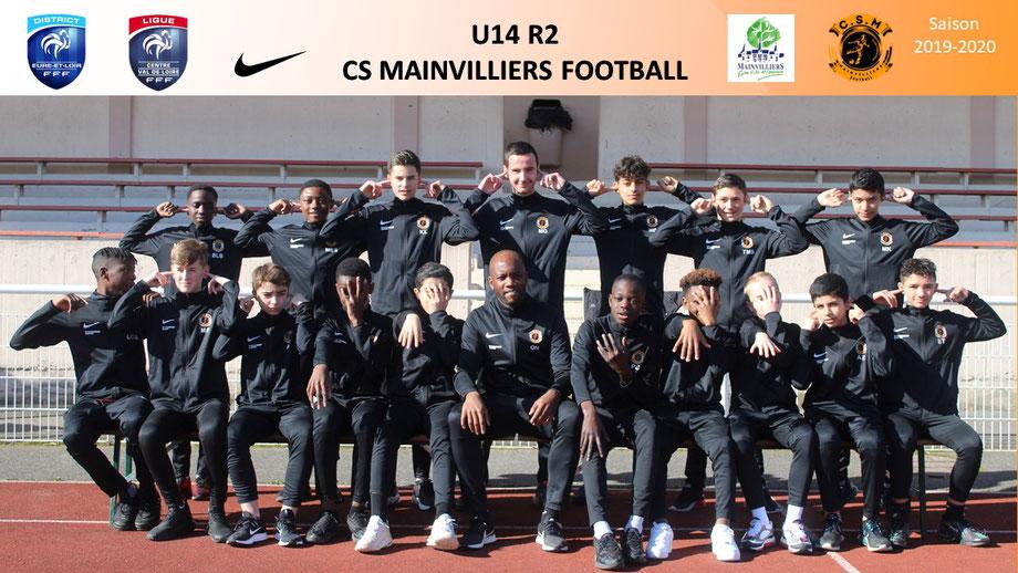 CS Mainvilliers Football U14 R2