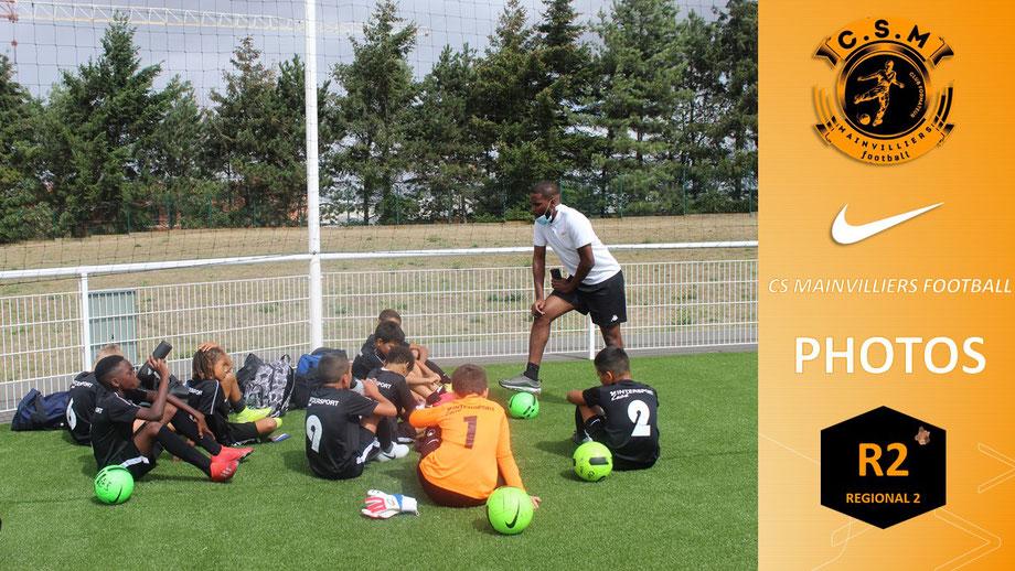 CS Mainvilliers Football Photos et Résultats du week-end