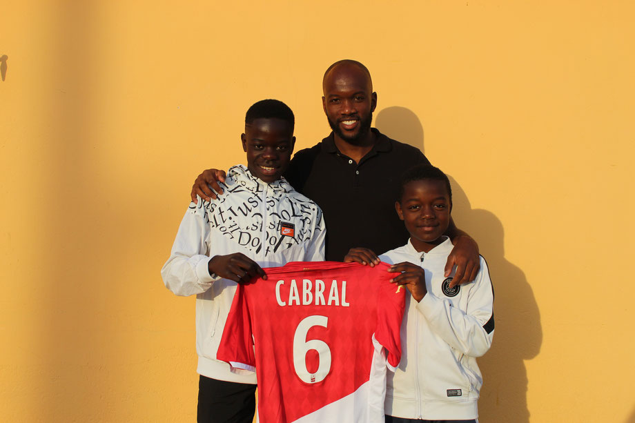 CS Mainvilliers Football Ndu Osaje Pape Cabral