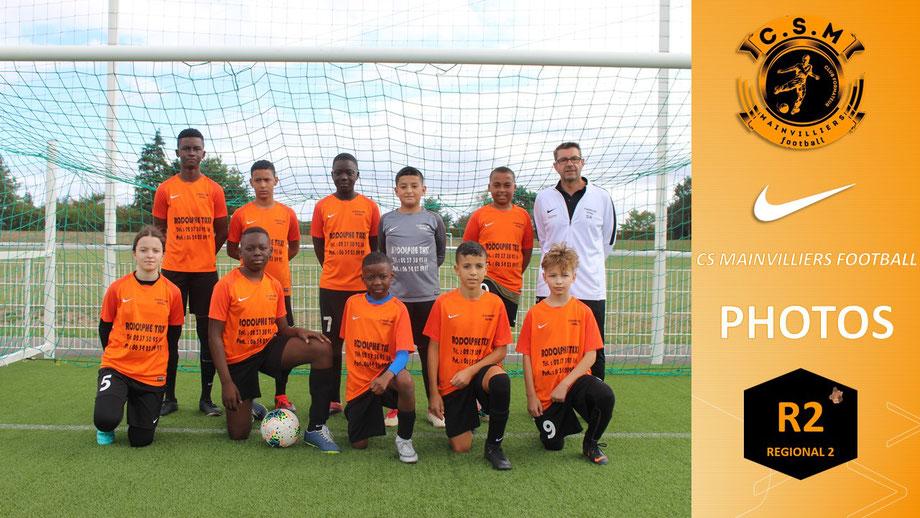 CS Mainvilliers Football 05/09 - 06/09