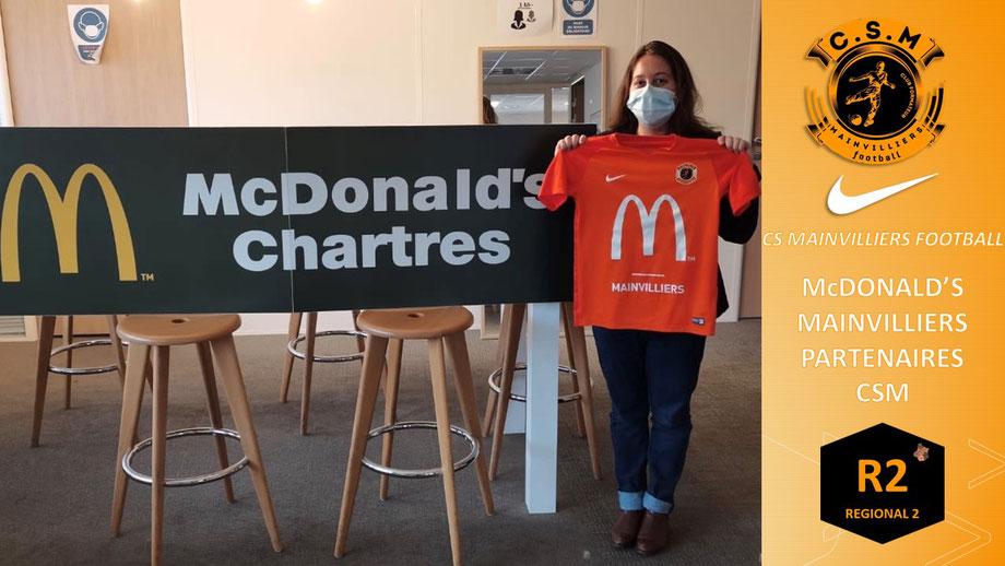 CS Mainvilliers Football McDonald's Mainvilliers