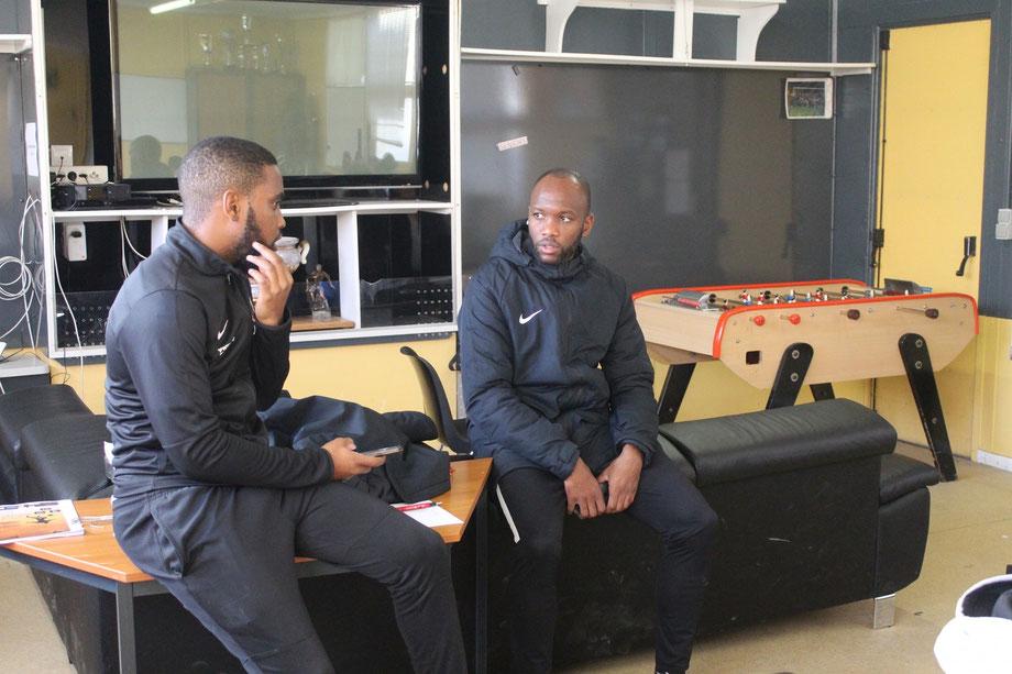 CS Mainvilliers Football Ndu Osaje Théophile Dimbambu