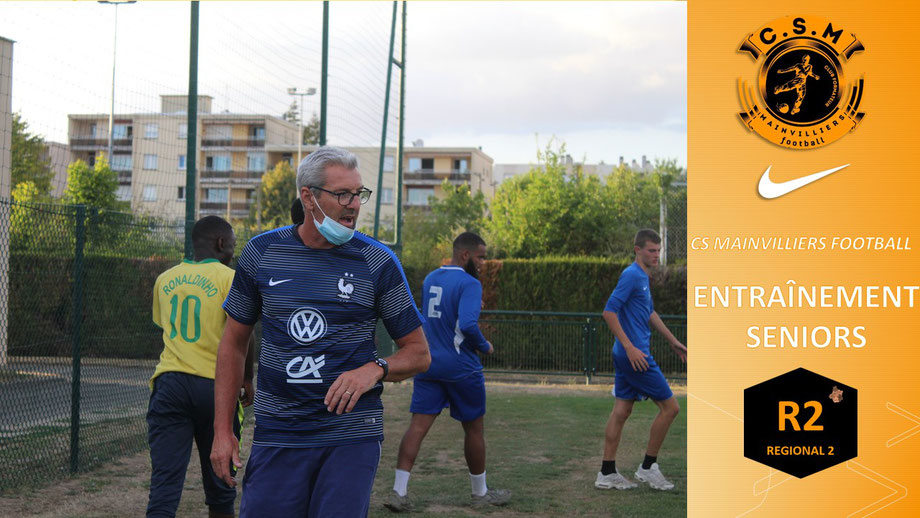 CS Mainvilliers Football Seniors