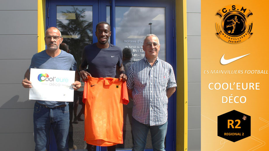 CS Mainvilliers Football Cool'Eure Déco