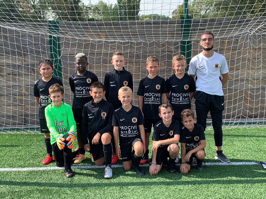 CS Mainvilliers Football Procivis Eure & Loir