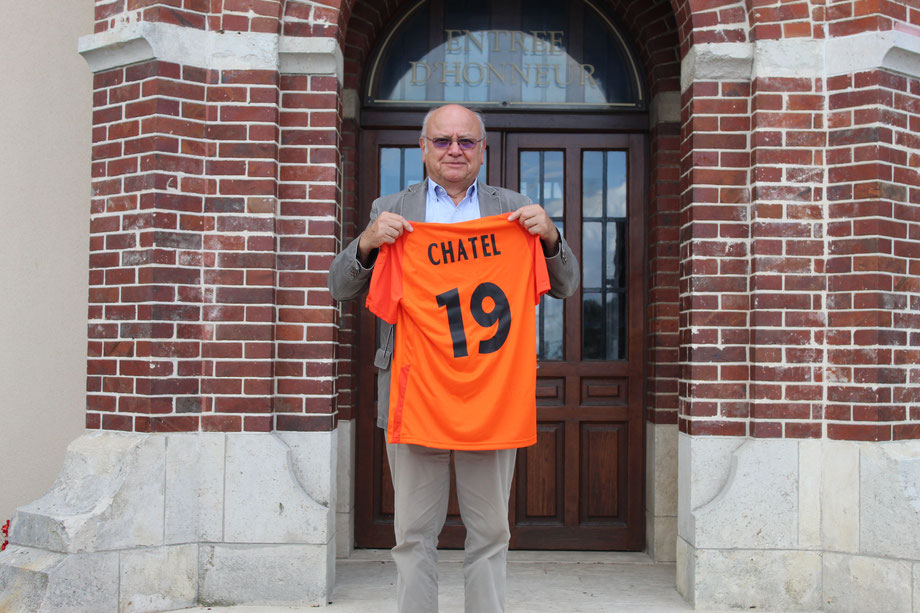 CS Mainvilliers Football Jean Jacques Châtel