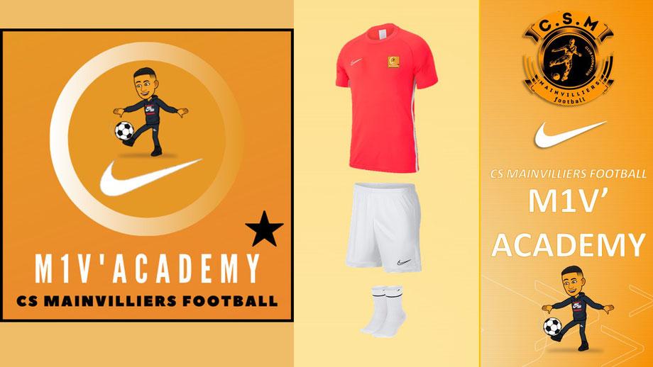 CS Mainvilliers Football Mainv'Academy