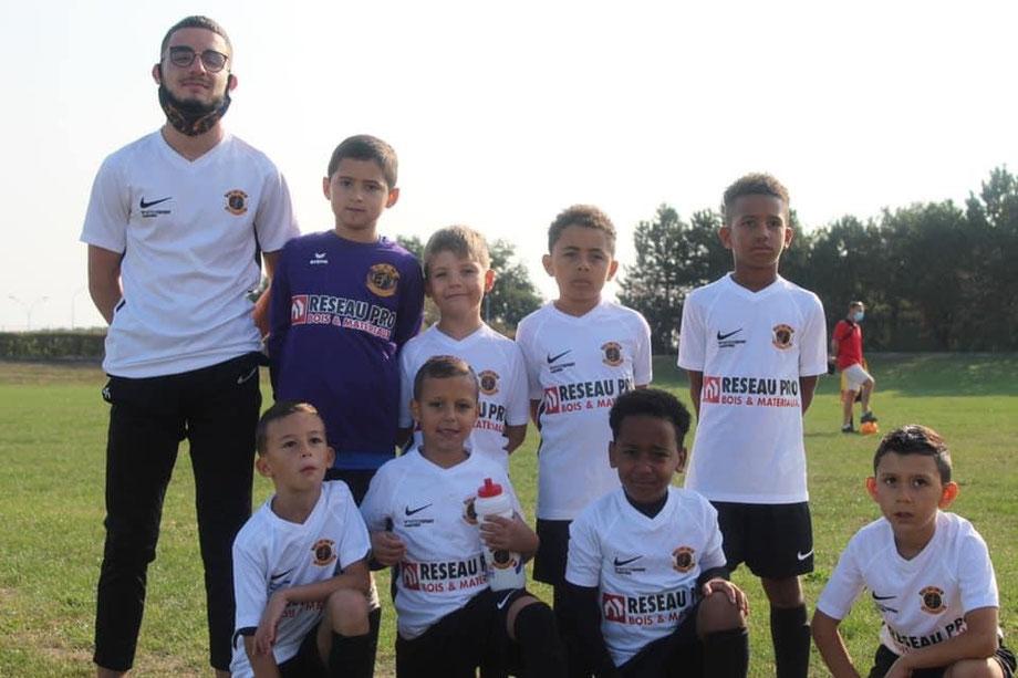 CS Mainvilliers Football U8 A