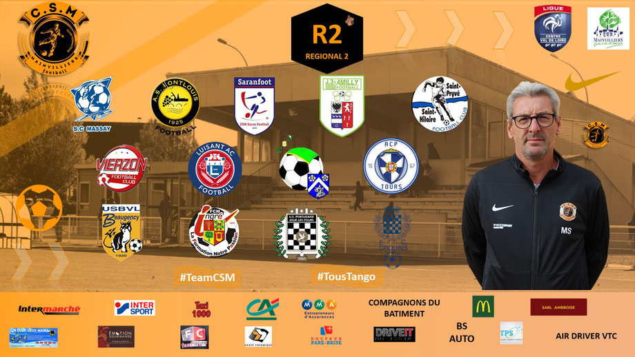 CS Mainvilliers Football Régional 2