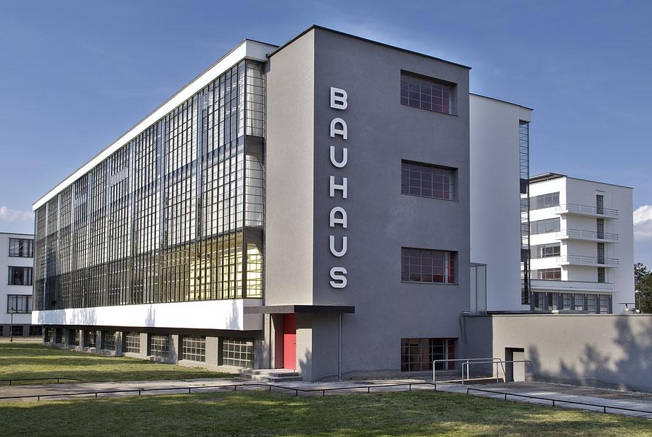 Bauhaus Dessau © Dr. Ralph Fischer Fotografie