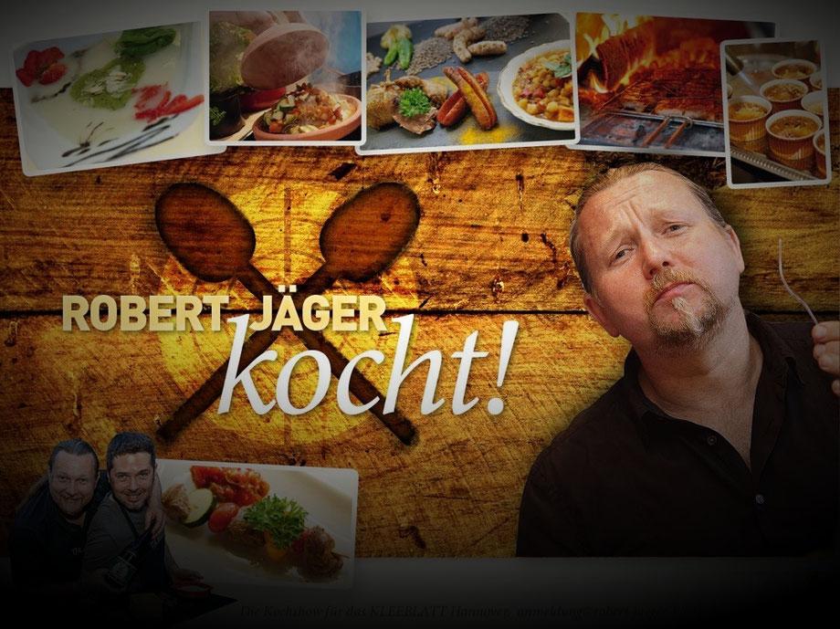 Robert Jäger kocht