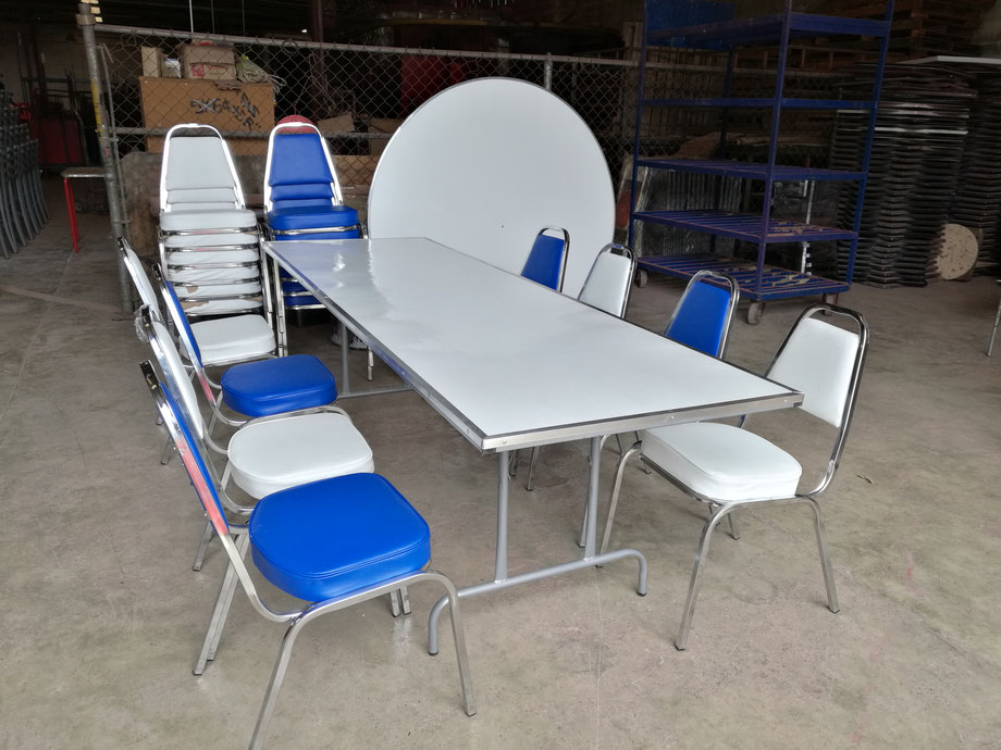 Venta de sillas y mesas para fiestas en monterrey nuevo for Sillas para quinceaneras