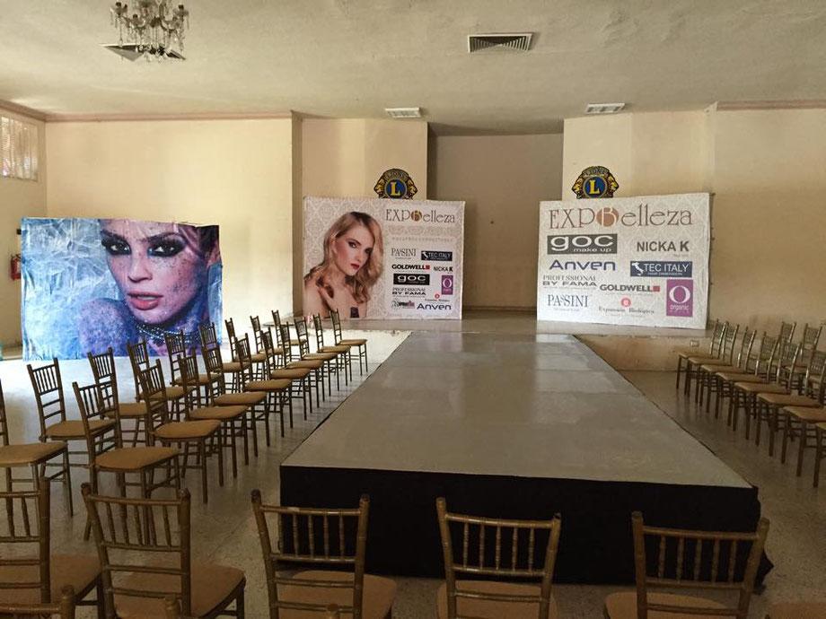 Mobiliario para Eventos en México.