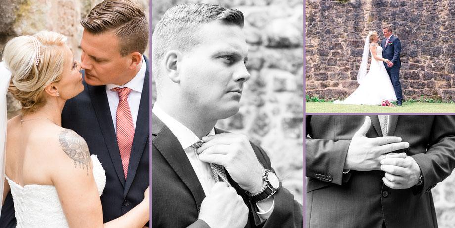 Brautpaar, Hochzeitsfotos, Heiraten 2018, Hochzeitsfotograf, Hochzeit, Braut, Bräutigam, Liebe, emotionale Fotos,