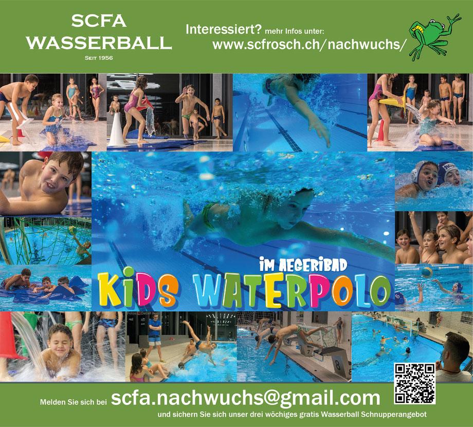 Nachwuchs waterpolo, Wasserball, U9, SC Frosch Ägeri, Detlef Kohl, www.detlefkohl.ch, www.aegeridesign.ch, www.sport-photograph.com, Aegeribad