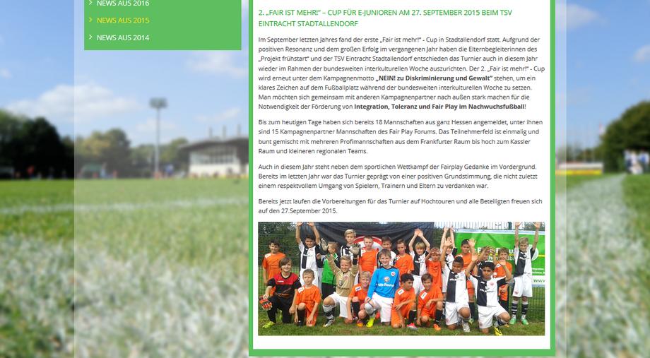 Fair-ist-mehr-Cup 2015