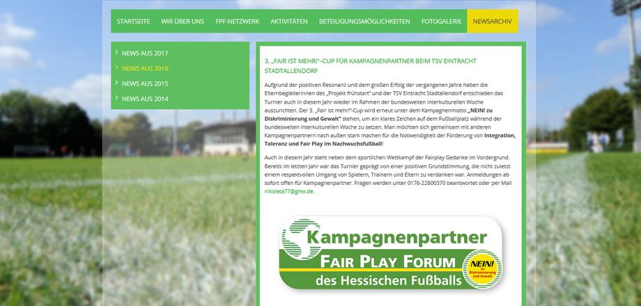 3. Fair-ist-mehr-Cup 2016