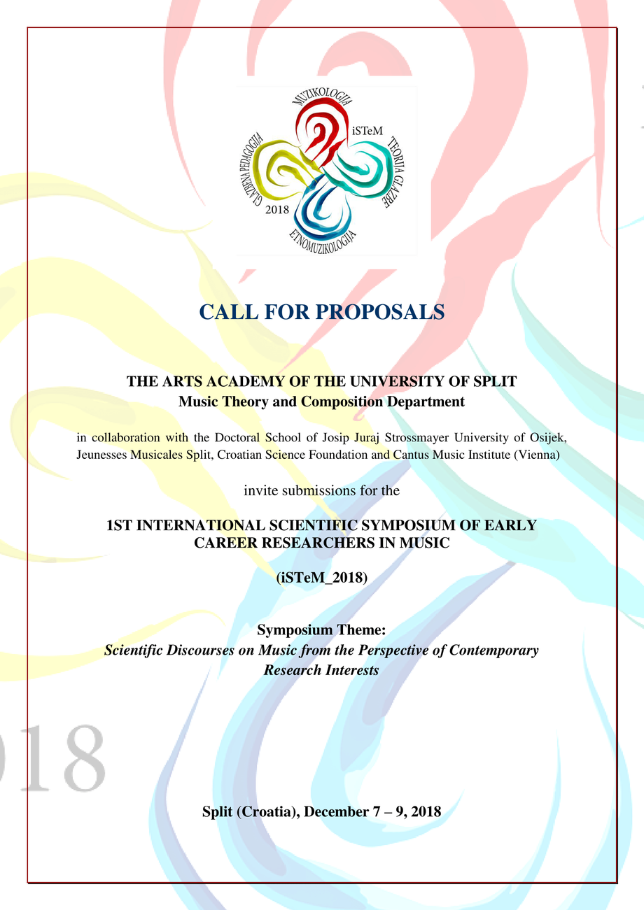 ISTEM Call for Proposals
