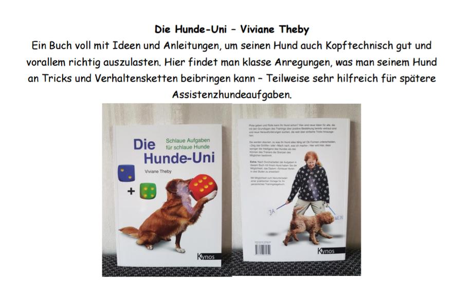 Die Hunde-Uni - Viviane Theby