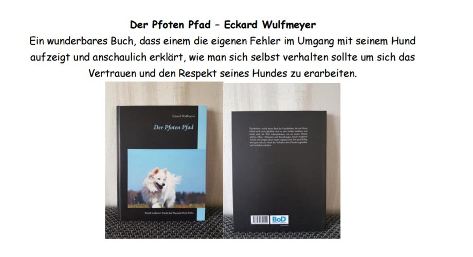 Der Pfoten Pfad - Eckard Wulfmeyer