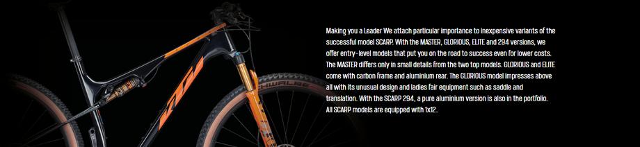 2021 KTM Scarp Master 48cm - Save £1230!