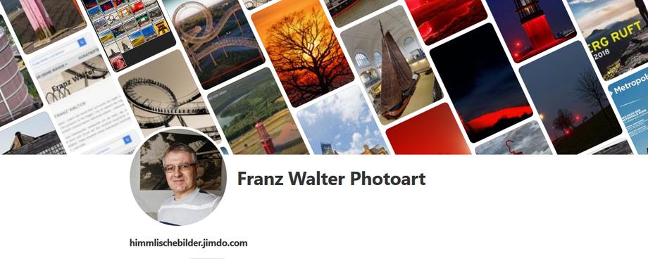 Franz Walter Photoart bei PINTEREST