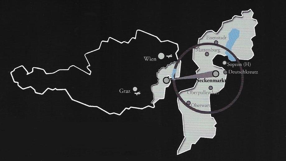 Karte Hufnagel