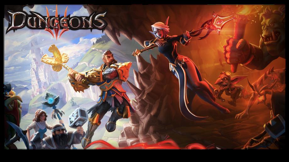 GAME: Dungeons 3 | SFX