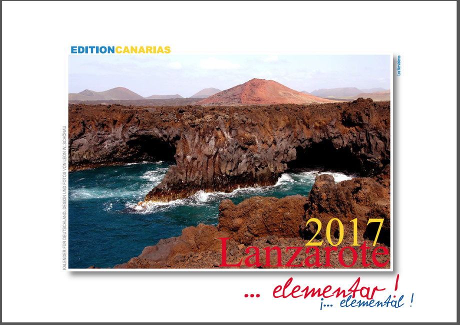 All photos and designs of this calendar are copyright protected! ©2017 by leon.w.schoenau