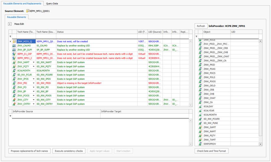 BIPortal's way of adapting and securing your SAP BW/4HANA metadata