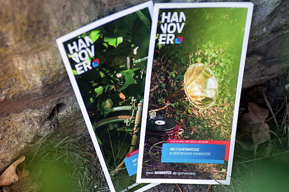 Ge(o)heimnisse in der Region Hannover |  Hannover Tourismus und Marketing GmbH | Auftraggeber:  Hannover Tourismus und Marketing GmbH