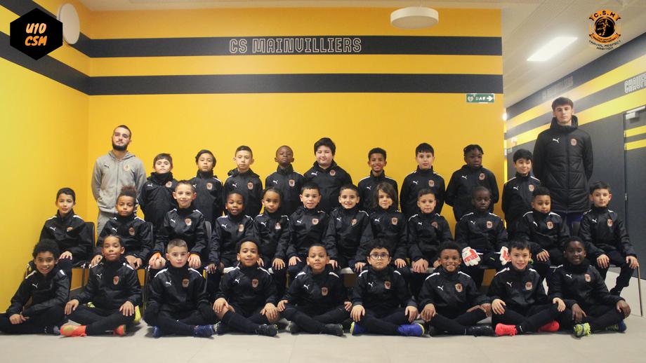 CS Mainvilliers Football U10