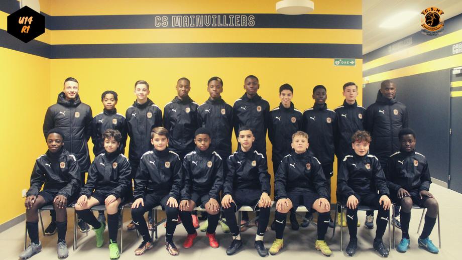 CS Mainvilliers Football U14