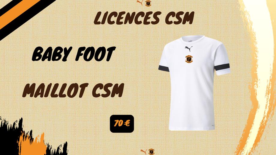 CS Mainvilliers Football Baby Foot