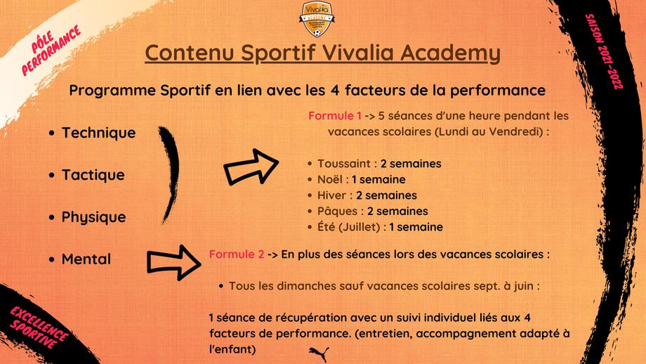 CS Mainvilliers Football vivalia academy