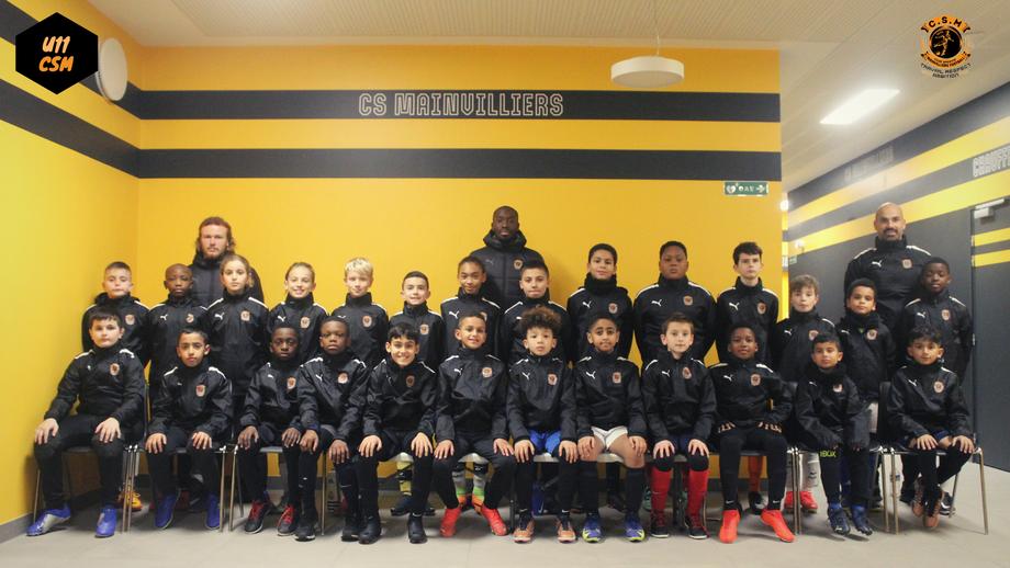 CS Mainvilliers Football U11