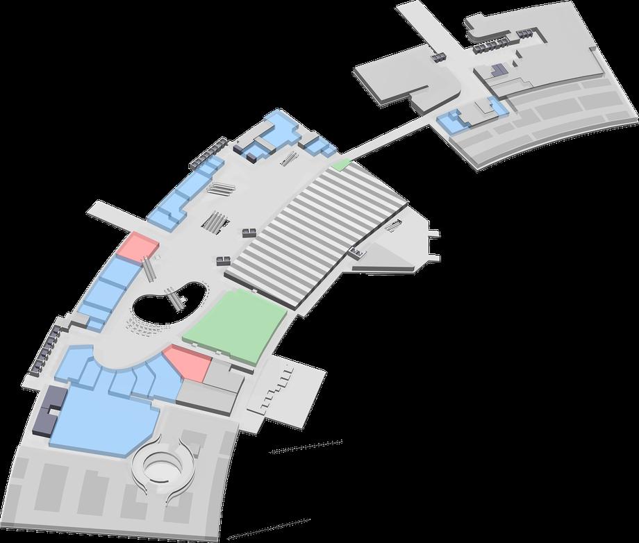 Zürich Airport — Landside A500 G0