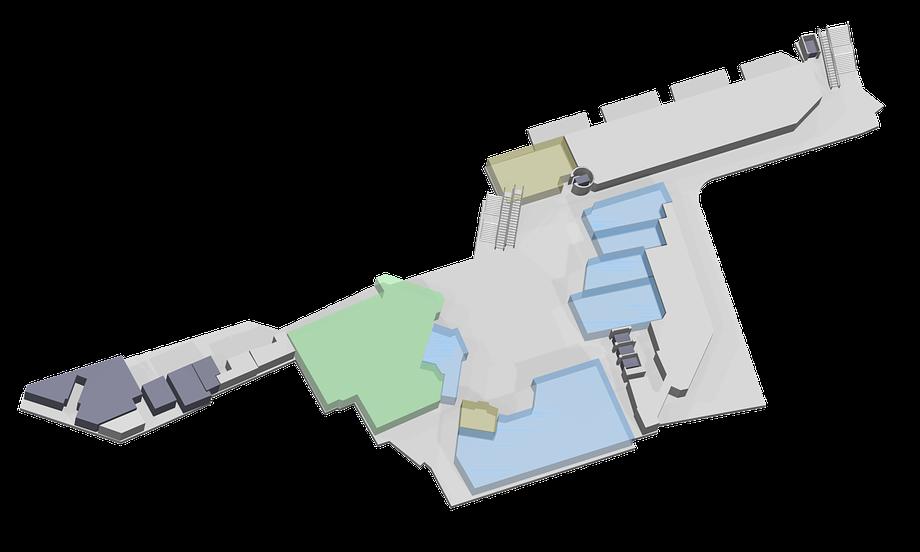 Zürich Airport — Gates A51-56