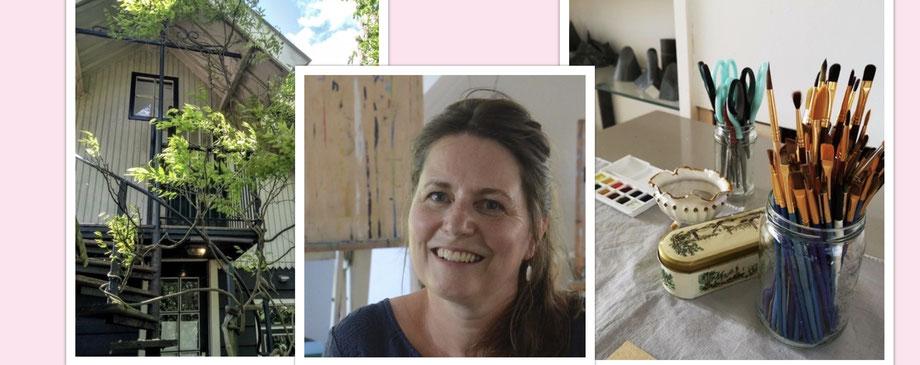 PowerVrouwen, activiteitenagenda: inspirerende tekenlessen op een fijne locatie in Rotterdam, Hélène Peters Illustraties