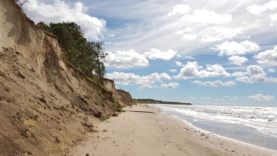 Visit Latvia, enjoy Baltic sea, sandy beaches, picturesque, different landscapes