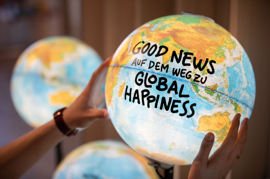 Ausstellung GLOBAL HAPPINESS