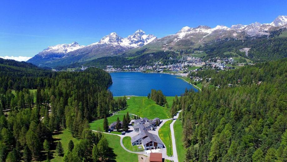 Hotel Landgasthof Meierei St. Moritz