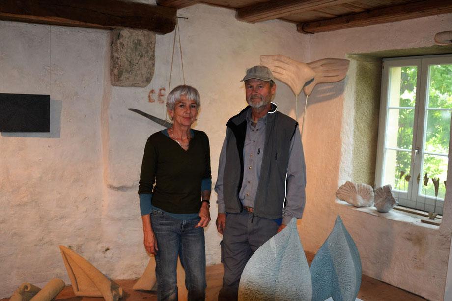 Heidi und Richard Wyss aus Wohlen b. Bern