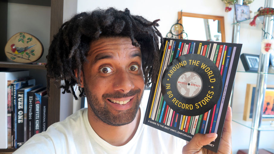 Marcus Barnes   Around The World In 80 Record Stores